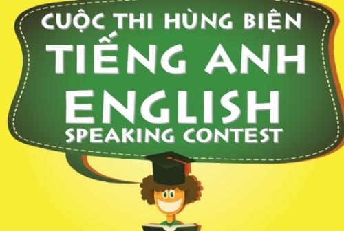 Cuộc thi Hùng biện Tiếng Anh dành cho học sinh 25 trường THPT Chuyên