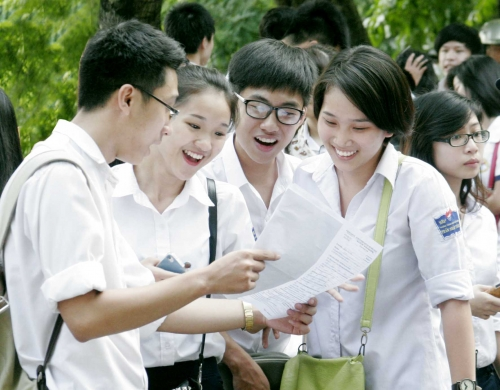 Đại học quốc gia TP Hồ Chí Minh ưu tiên xét tuyển học sinh các trường THPT Chuyên, năng khiếu năm 2016