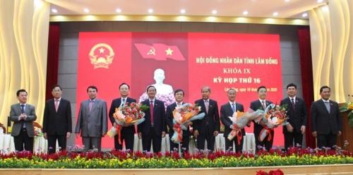 Đồng chí Trần Văn Hiệp được bầu làm Chủ tịch UBND tỉnh Lâm Đồng