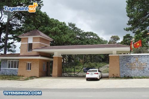 Giải đáp thông tin và tham quan Trường ĐH Kiến trúc Tp HCM cơ sở tại Đà Lạt