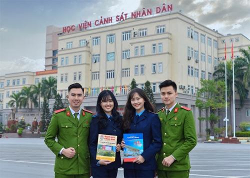 Học viện Cảnh sát Nhân dân công bố phương án tuyển sinh năm 2021