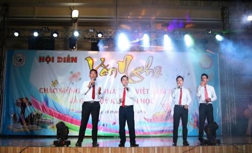 Hội diễn hướng tới kỷ niệm 37 năm Ngày Nhà giáo Việt Nam (20/11/1982 – 20/11/2019)