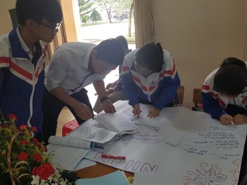 Hội giảng cấp trường năm học 2019 – 2020 môn GDCD