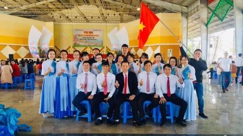 Hội thi Tiếng hát CNVC lao động thành phố Bảo Lộc