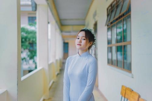 Huỳnh Hải Ngân - Thủ khoa khối D tỉnh Lâm Đồng năm 2020