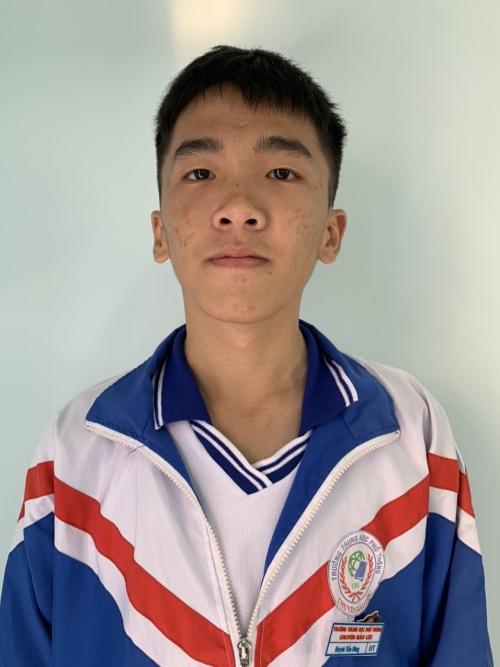 Huỳnh Tiến Dũng - Giải ba quốc gia môn Tin học năm học 2019-2020