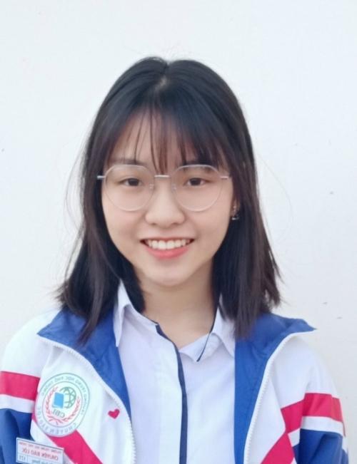Lê Thị Xuân Hương - Lớp 12 Toán