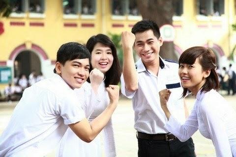 Mỗi thí sinh được nhận 4 giấy chứng nhận kết quả thi