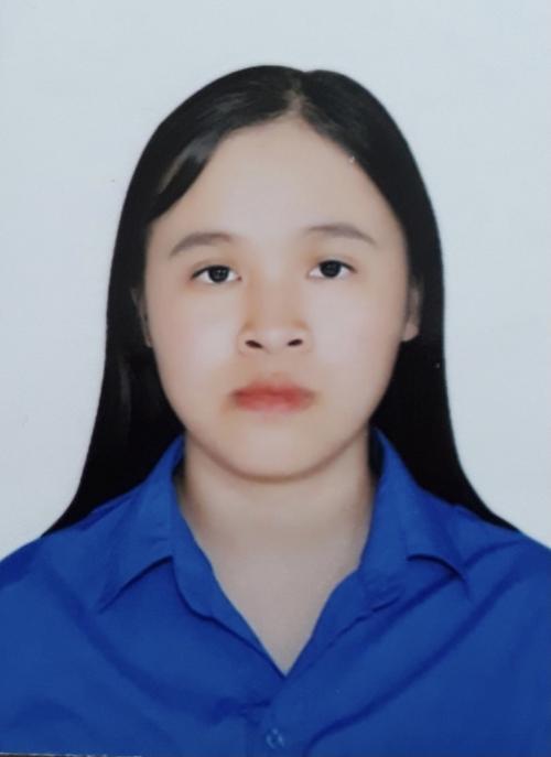 Nguyễn Hải Yến - Lớp 12 Hóa