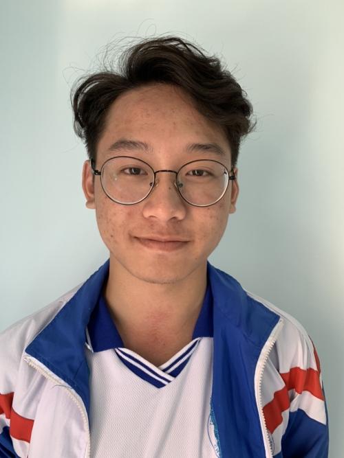 Nguyễn Hoàng Anh Khoa - Giải ba môn Hóa quốc gia năm học 2019-2020