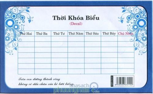 TKB HKI năm học 2017-2018 Áp dụng từ tuần 8 (09 -10-2017)