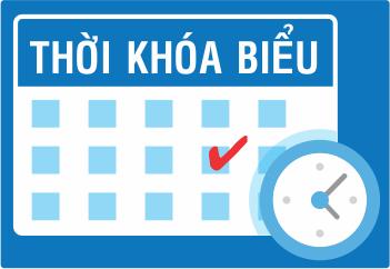 TKB HKI năm học 2017-2018 Áp dụng từ tuần 5 (18 - 09 - 2017)