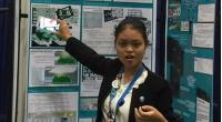 Trần Thị Anh Thư - Đạt giải tư cuộc thi Khoa học kỹ thuật  quốc tế Intel ISEF năm 2017