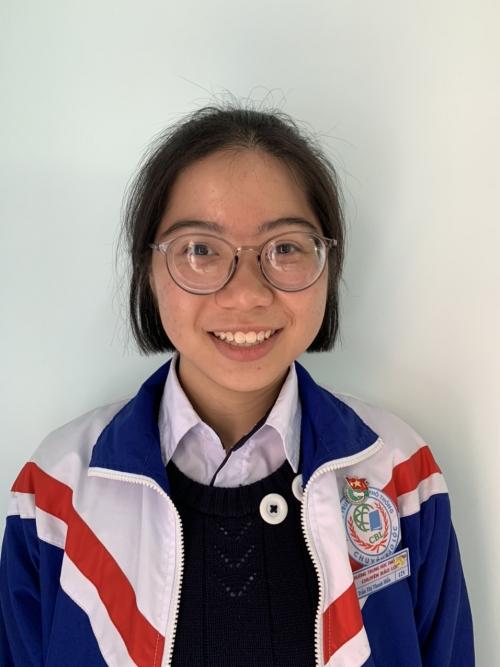 Trần Thị Thanh Hiền - Giải Nhì Quốc gia môn văn năm học 2019-2020