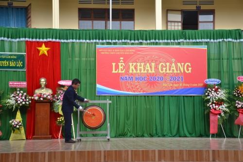 Trường THPT Chuyên Bảo Lộc góp phần đào tạo nhân tài cho quê hương, đất nước