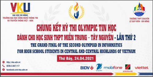 Trường THPT Chuyên Bảo Lộc tham dự Olympic Tin học dành cho học sinh THPT khu vực miền Trung - Tây Nguyên