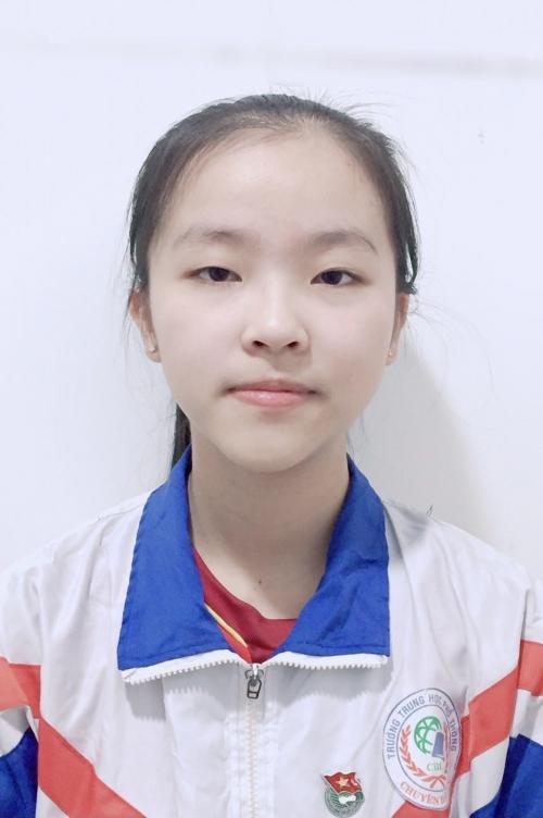 Võ Thu Trang - Lớp 12 Toán
