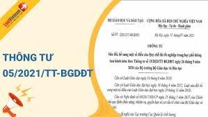 Bộ GD&ĐT đã chính thức ban hành quy chế thi tốt nghiệp THPT 2021 với nhiều điểm mới đáng chú ý.