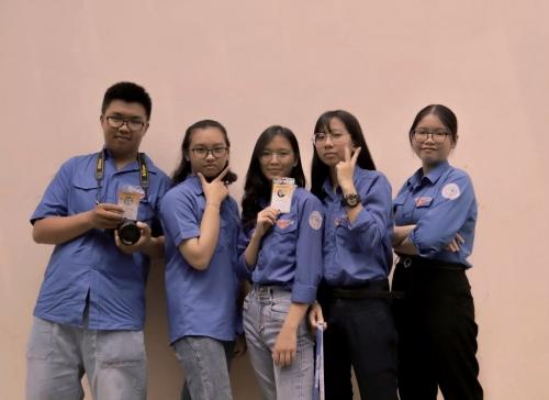 Câu lạc bộ truyền thông trường THPT Chuyên Bảo Lộc