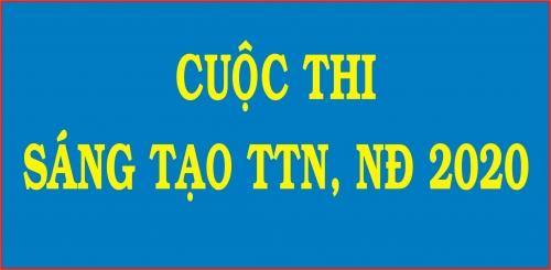 Công văn V/v kéo dài thời gian nộp hồ sơ cuộc thi ST TTN, NĐ