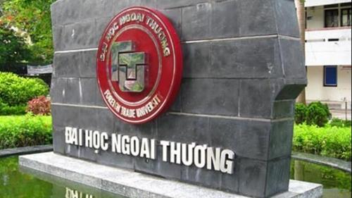 Đại học ngoại thương công bố điểm sàn xét tuyển kỳ thi ĐGNL năm 2021