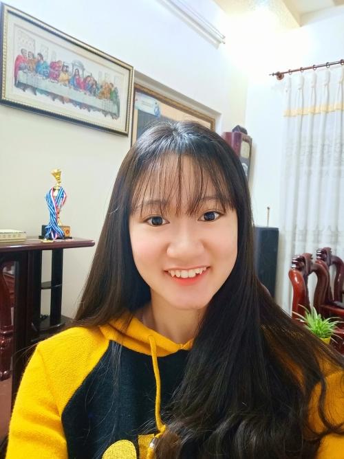 Hoàng Thanh Xuân – Lớp Văn K4 2 Huy chương đồng HKPĐ – môn Cầu lông  Năm học 2017 - 2018