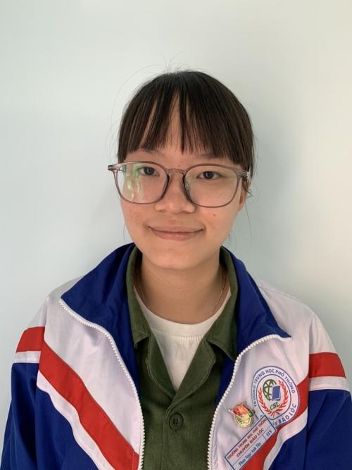 Phan Ngọc Anh Thy - Giải khuyến khích quốc gia môn Văn năm học 2019-2020