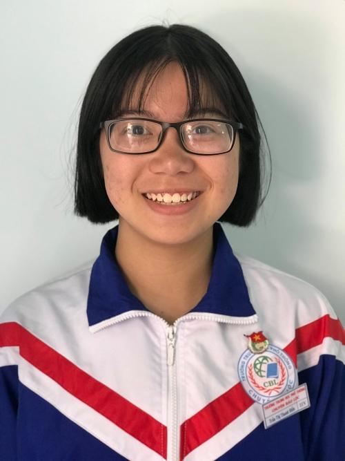 Trần Thị Thanh Hiền Giải Khuyến khích Quốc gia - môn Ngữ văn Năm học 2018 - 2019